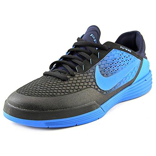 Nike Paul Rodriguez 8 para hombre de las zapatillas de deporte Formadores 654158 black photo blue obsidian 044
