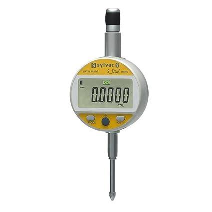 Digital Sylvac Westfalia 25 mm S_Dial WORK NANO BLUETOOTH - 805,6506 lectura: 0