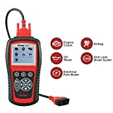Autel DiagLink OBD2 Scan Tool Code Reader for Engine, ABS, Airbag, Transmission, EPB