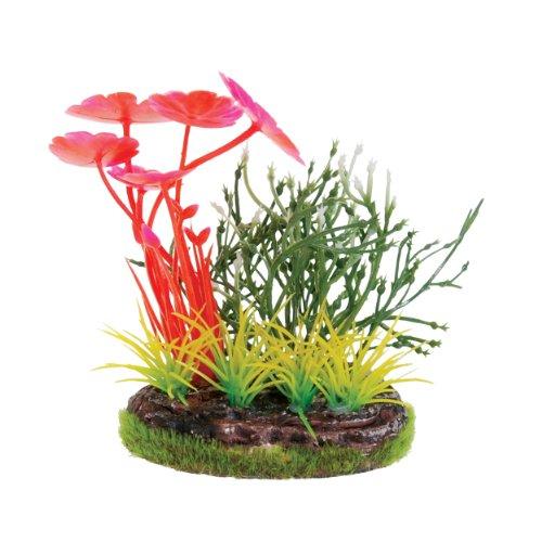 UPC 628742008797, Underwater Treasures 53404 Pink Cabomba with Yellow Grass Scene