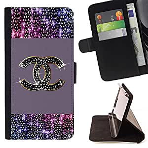 For HTC DESIRE 816 Sparkly Gold Bling Brand Fashion Style PU Leather Case Wallet Flip Stand Flap Closure Cover
