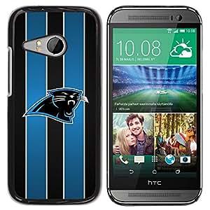 - Carolina Panther Football American - - Monedero pared Design Premium cuero del tir???¡¯???€????€???????????&AE