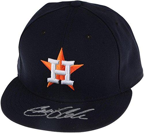 Gerrit Cole Houston Astros Autographed New Era Baseball Cap - Fanatics Authentic Certified - Autographed Hats