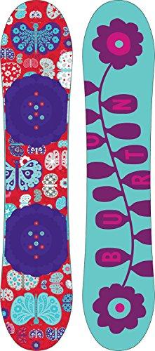 Burton Chicklet Girls Snowboard - 130cm -