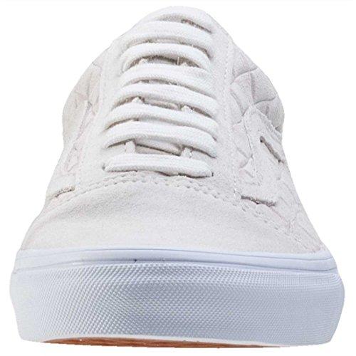 Off Low Adults' Vans Sneakers White Top Skool Unisex Old g6wwxI0