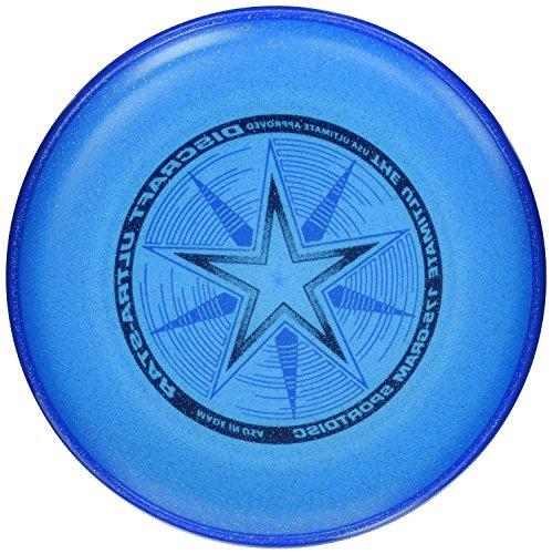 Discraft 175 gram Ultra Star Sport Disc, Blue Sparkle ()