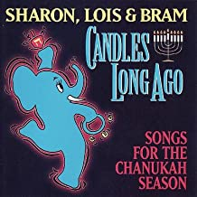 Candles Long Ago - Songs For The Chanukah Season