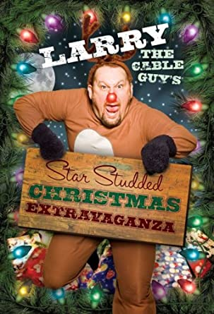 Amazon.com: Larry The Cable Guy's Star Studded Christmas ...