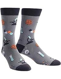 Science of Socks, Men's Crew Socks, Science Socks
