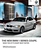 2012 BMW 128i 135i Coupe 68-page Original Sales Brochure Catalog - 1-Series