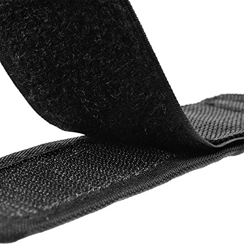Outus Pedal Straps Bicycle Feet Strap Bike Strap for Fixed Gear Bike, Black