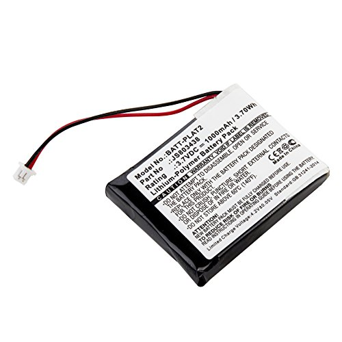 Dantona Replacement for Baby Monitor Battery - Luvion - JS803438
