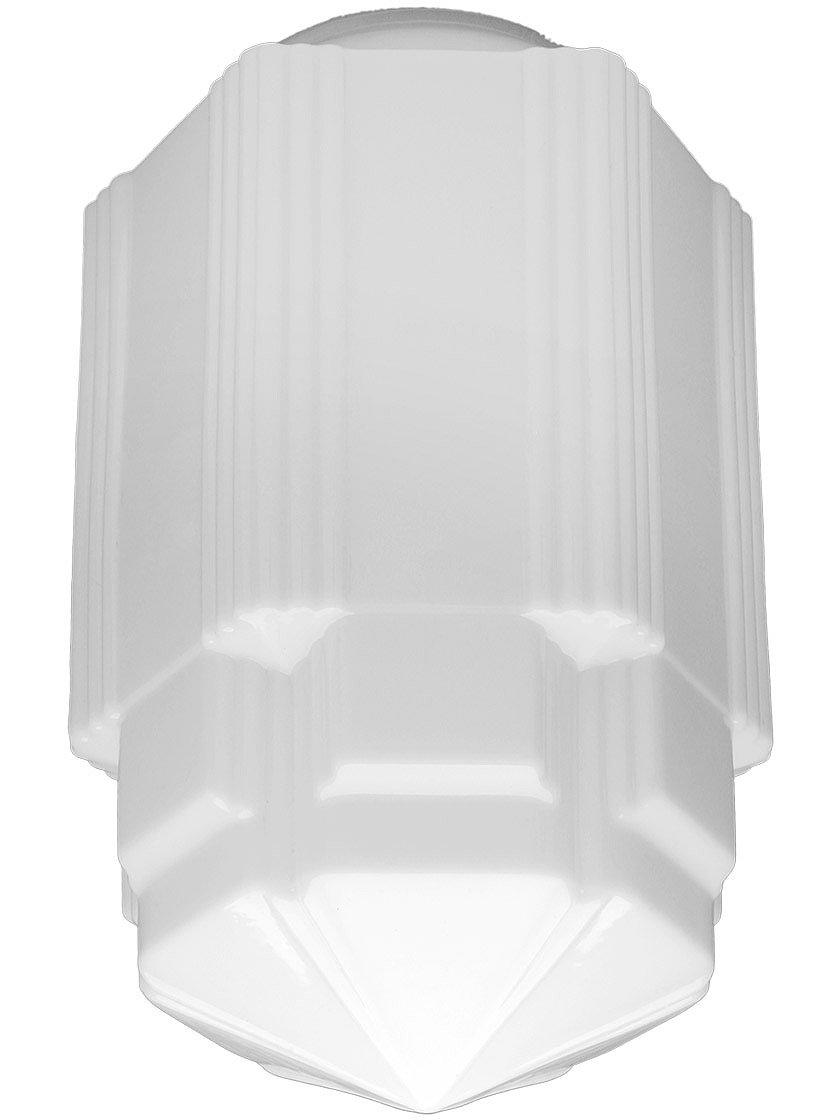 6'' Fitter Art Deco Pendant Shade
