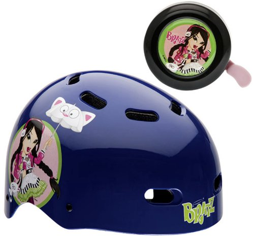 Bell Child Bratz Multi-Sport Helmet+Bell