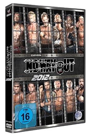 Wwe No Way Out 2012 Amazonde John Cena Diverse Dvd Blu Ray