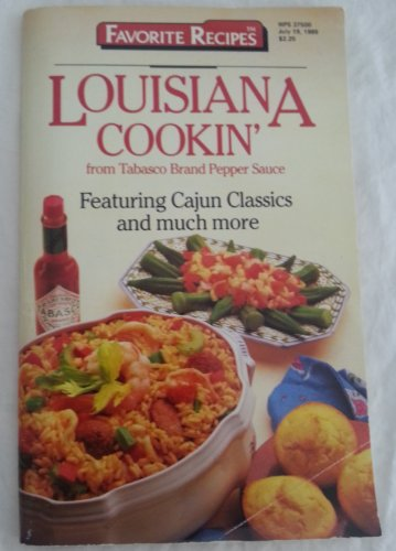 Louisiana Cookin from Tabasco Brand Pepper Sauce