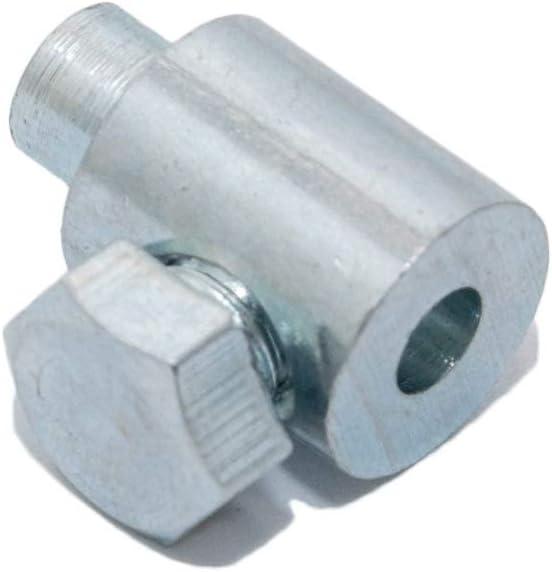 Seilzug 4251212401253 Nippel 1 9mm Schraubnippel Für Alle Vespa Modelle Kupplungszug Auto
