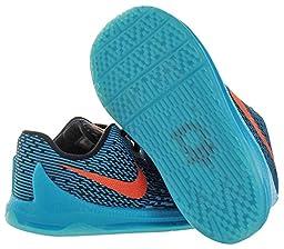Nike Kids Kd 8 Blue Lagoon/black/bright Citrus 768869-480 (8c)