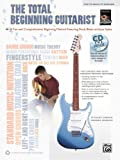 The Total Beginning Guitarist, Alfred Publishing Staff, 0739090674