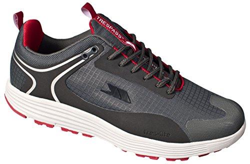 Trespass Hi Peak - Zapatillas de Running hombre gris - gris