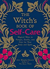 """""""From Wiccan author Arin Murphy-Hiscock comes this fantastic guide to spiritual self-care with a witchy bent. The Witch's Guide to Self-Care contains recipes for products and spells for self-restoration."""" —BustleWorship yourself the witchy wa..."""