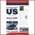 An Age of Extremes, 1880-1917, A History of US, Book 8 Audiobook by Joy Hakim Narrated by Christina Moore