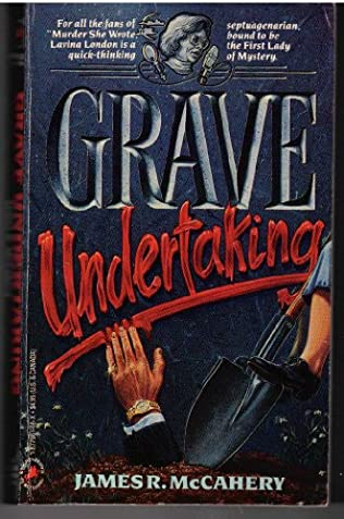 book cover of Grave Undertaking