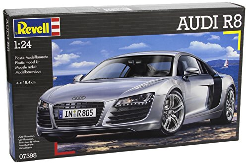 revell-germany-audi-r8-sports-car-model-kit