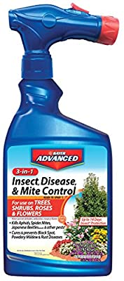 Buyer-Insect Disease and ready to spray