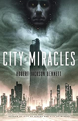 book cover of City of Miracles