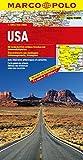 MARCO POLO Kontinentalkarte USA 1:4 Mio. (MARCO POLO Kontinental /Länderkarten)