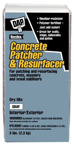 Portland Gray Cement (Dap 10466 Concrete Patcher and Resurfacer 5-Pound)