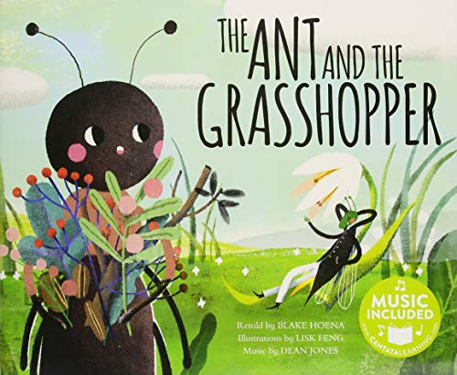 - The Ant and the Grasshopper (Classic Fables in Rhythm and Rhyme)