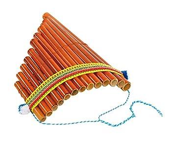 Betzold Musik 84411 Peruanische Panflote Bambus Flote N Pan