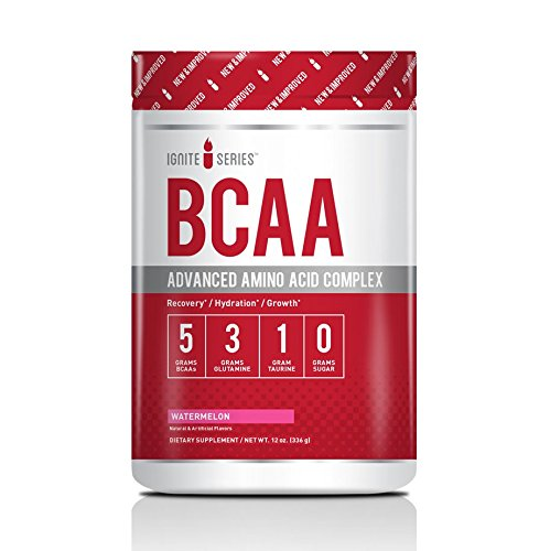Complete Nutrition Ignite Series BCAA Advanced Amino Acid Complex (Watermelon)