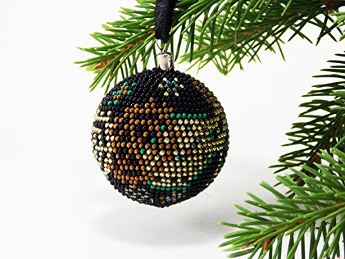 HANDMADE Steampunk Christmas ornament gifts xmas tree decorations ideas style holiday decor