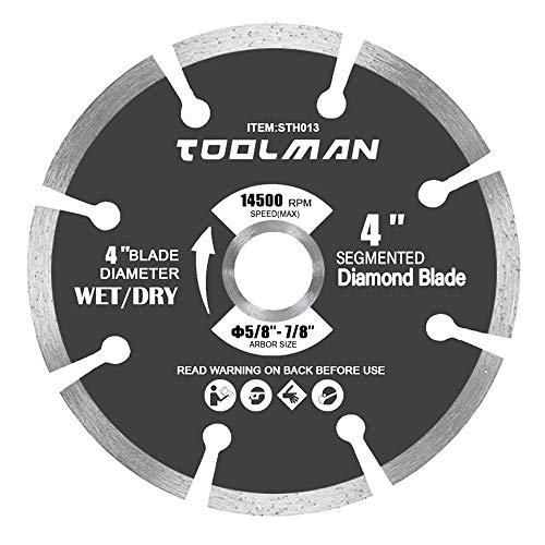 (Toolman Circular Saw Blade Universal Fit 4