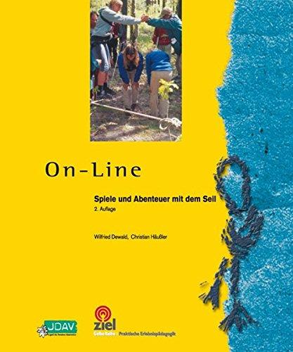 On-line: Spiele und Abenteuer mit dem Seil (Praktische Erlebnispädagogik)