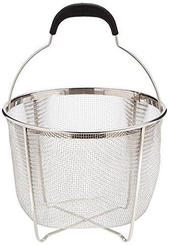 Polder KTH-1008-75 Essential Cook's Colander - Clam Steamer Pot