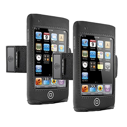 DLO DLA71055B Action Jacket for 2nd Generation Ipod Touch - Buy One, Get One Free
