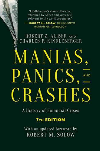 Pdf Politics Manias, Panics, and Crashes: A History of Financial Crises, Seventh Edition