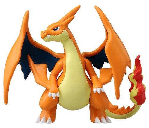 (Takaratomy SP-16 Official Pokemon X and Y Mega Charizard Y Figure)