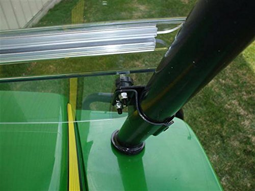 2017 John Deere Gator XUV 620i / 625i / 825i Full Windshield By EMP 10425 by EMP