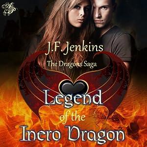 Legend of the Inero Dragon Audiobook
