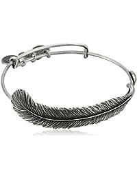 Spiritual Armor Plume Bangle Bracelet
