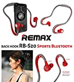 Remax RB-S20 Wireless Bluetooth Earphone Neckband Earbuds Sport Bluetooth Headest with Mic