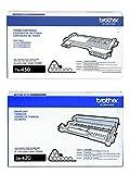 Brother TN450 High Yield Toner Cartridge - Retail Packaging - Black