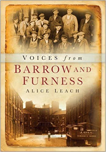 Book Voices from Barrow and Furness by Alice Leach (2008-09-08)