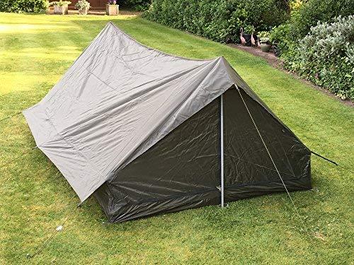 French F1 2-Person Commando Ridge Tent – NEW