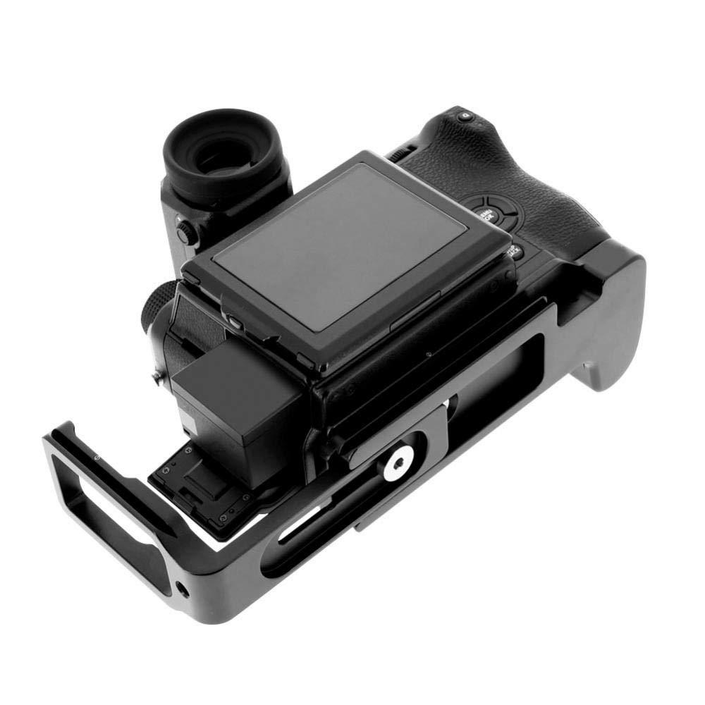 PACK 2 120mm NP Black Plastic Case Handle Chest Trunk Flight Case